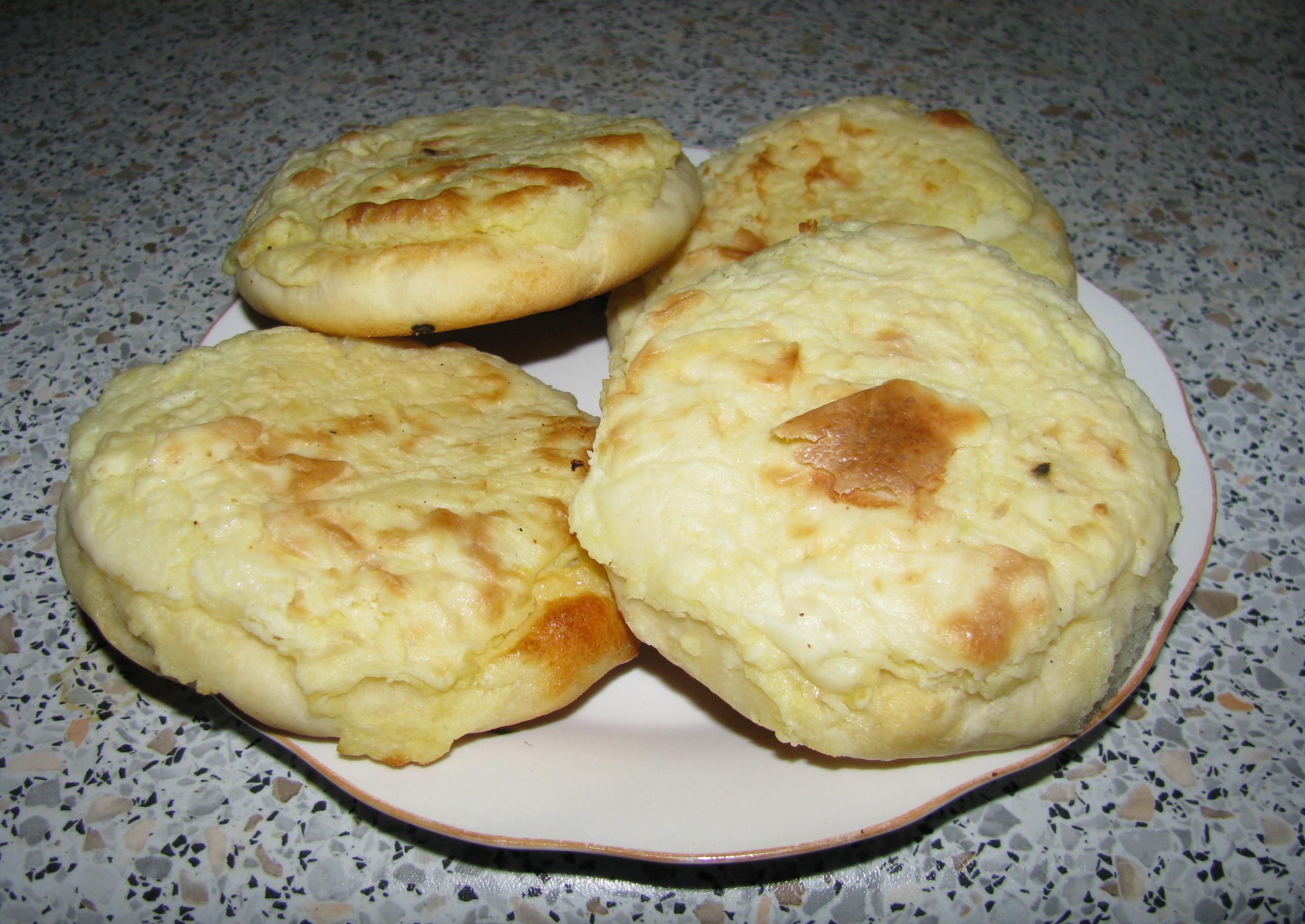 Капустные лепешки рецепт пошагово