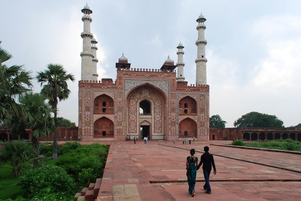 مسجد سیکاندرا
