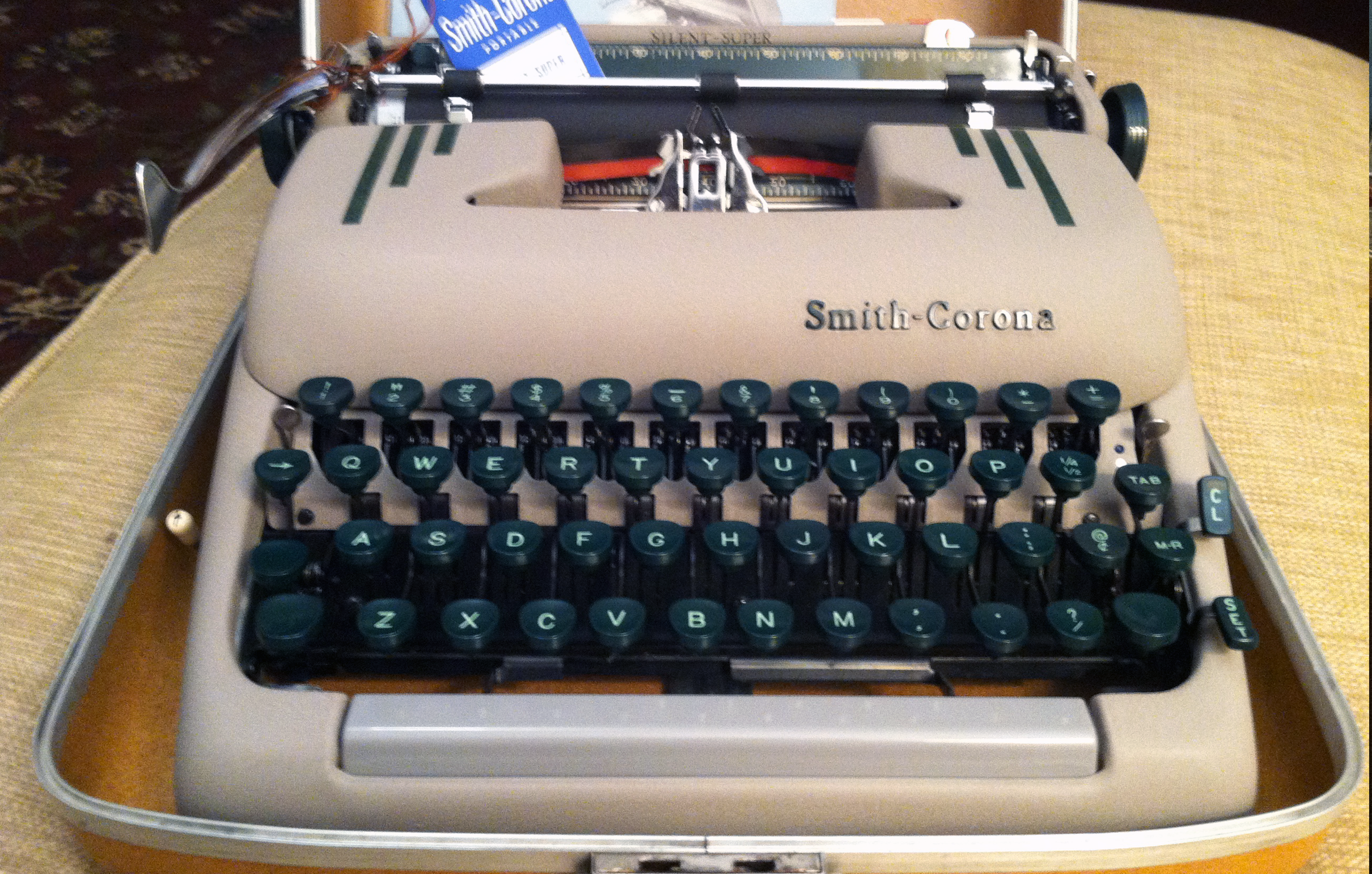 dating corona typewriters Typewriter time line this page lists the approximate year of introduction of many different typewriters that were manufactured during 1912 - corona, hooven.
