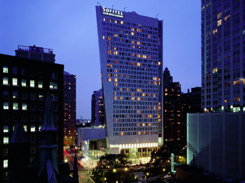 Sofitel Chicago Magnificent Mile Wikipedia