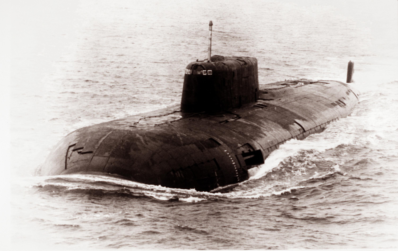 подводная лодка класс оскар 2