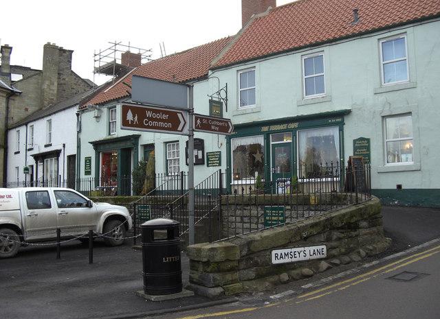 St Cuthbert's Way, Wooler - geograph.org.uk - 1078107