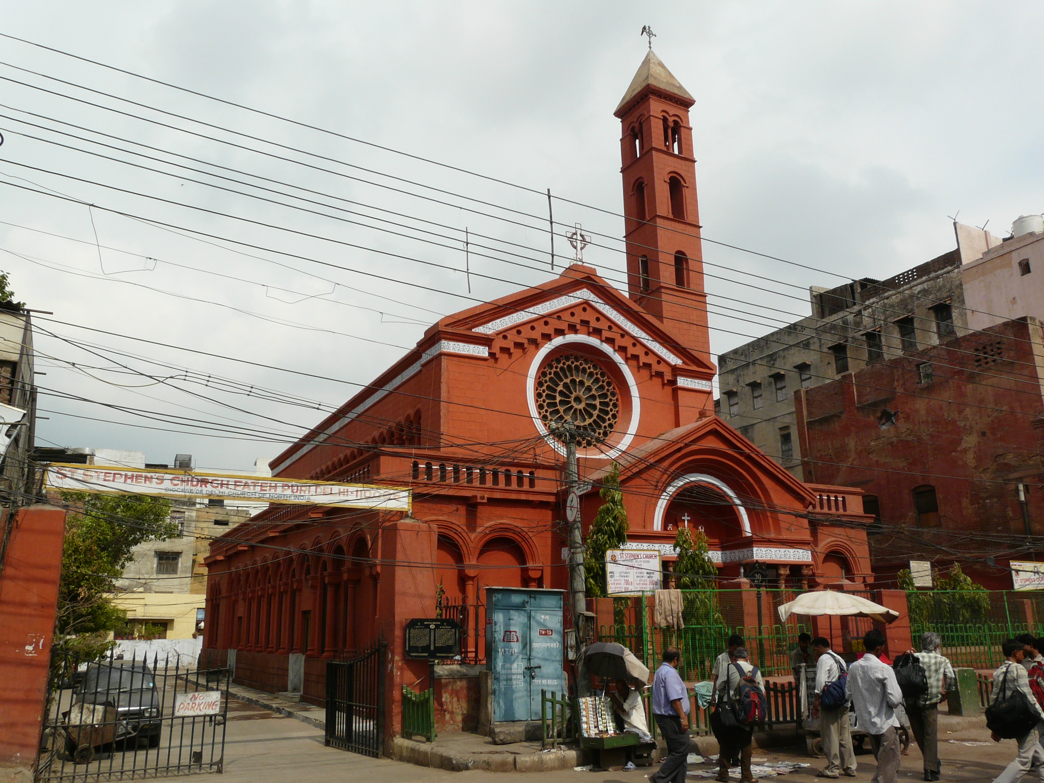 Image result for churches of old delhi