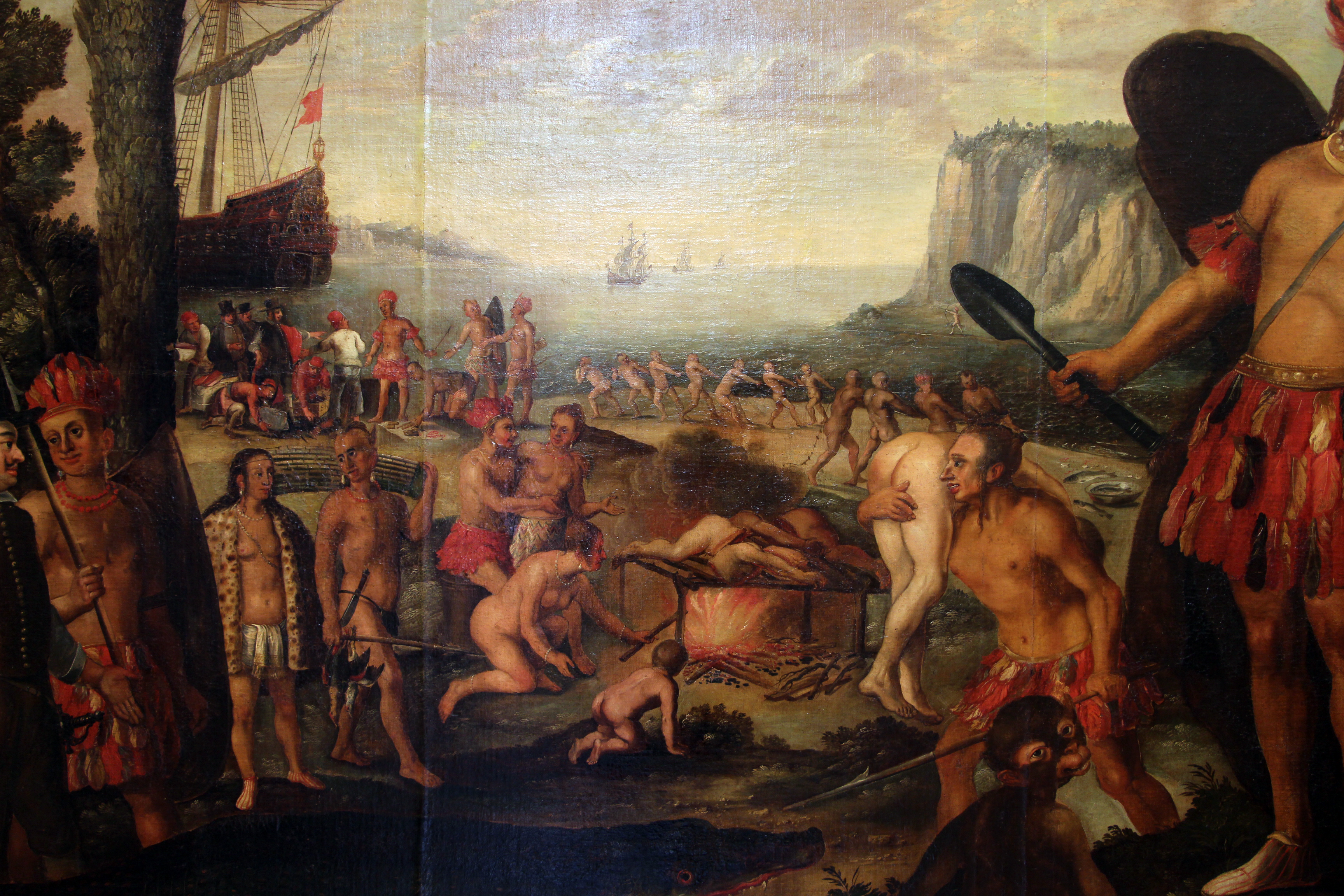 File:Stephan kessler, america, 1650-1690 ca (Ger) 02.