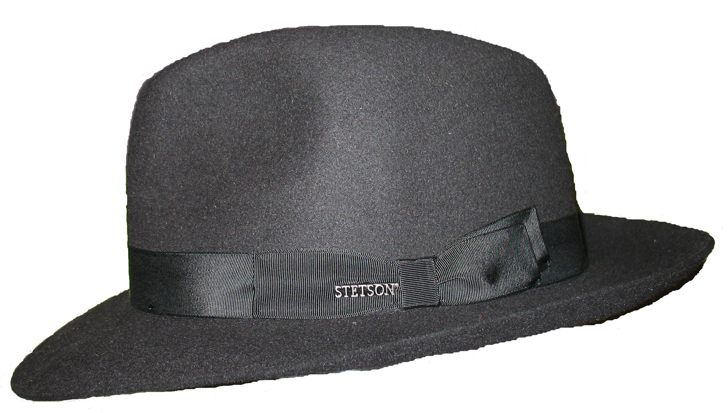 Stetson.jpg English: A Stetson hat (fedora). Norsk bokmål: En Stetsonhatt (type fedora). Source Own work Author Kjetil r