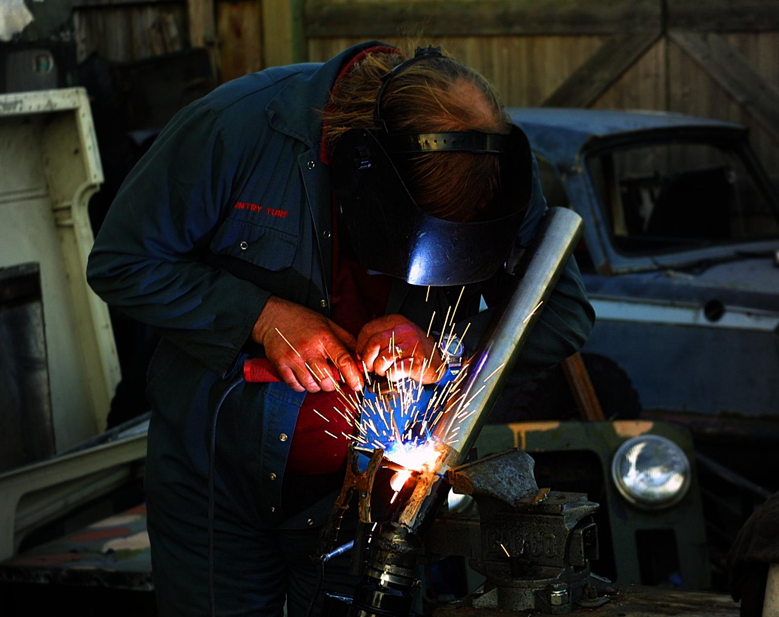 Best Welder For Working On Cars Aluminum