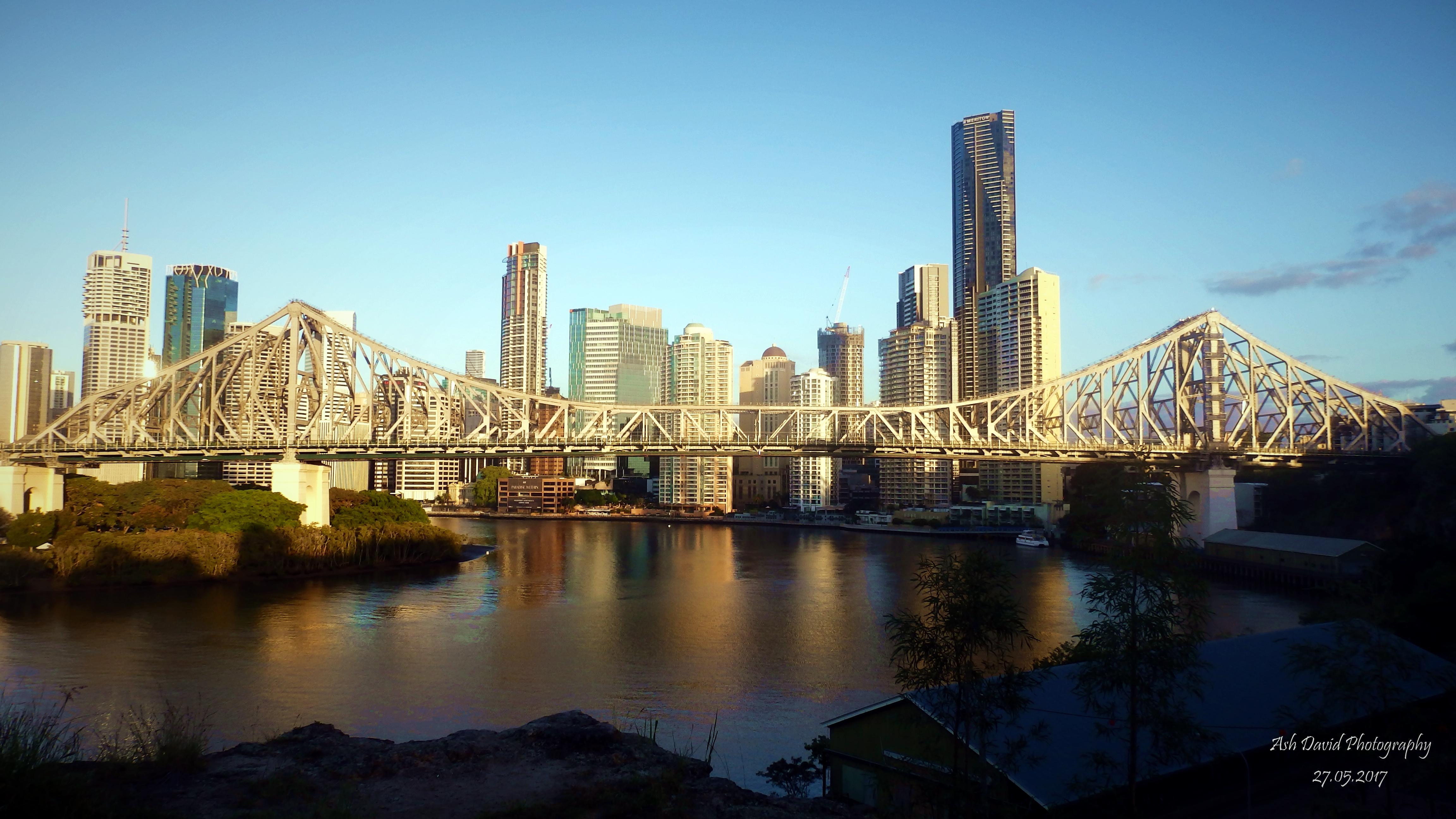 Brisbane's storey bridge