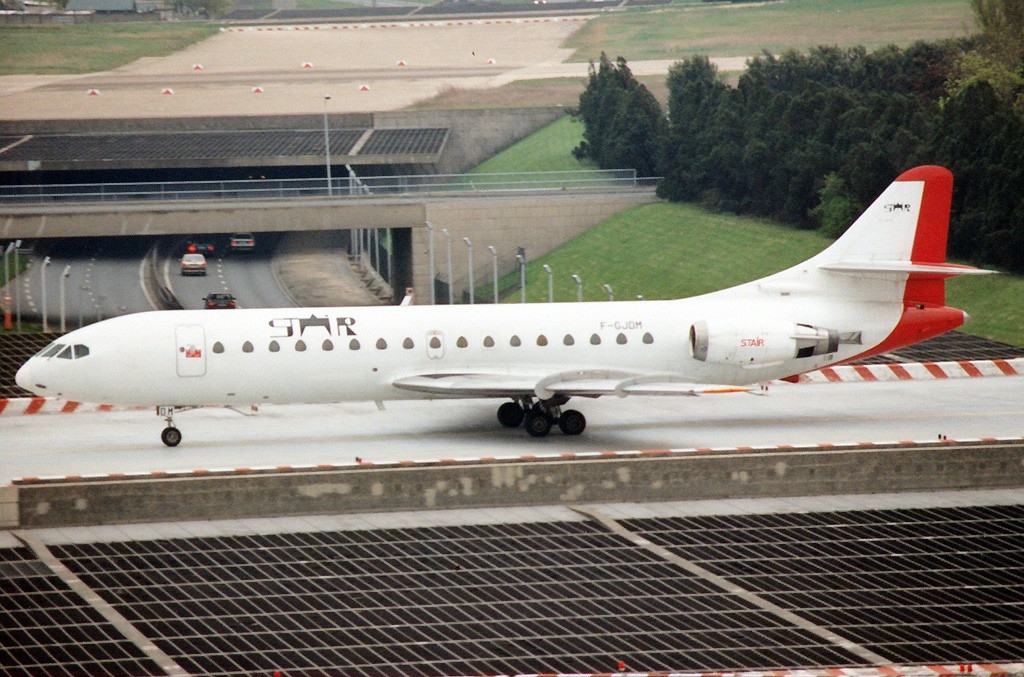 Sud SE-210 Caravelle 10B3 Super B, STAIR AN0195834.jpg