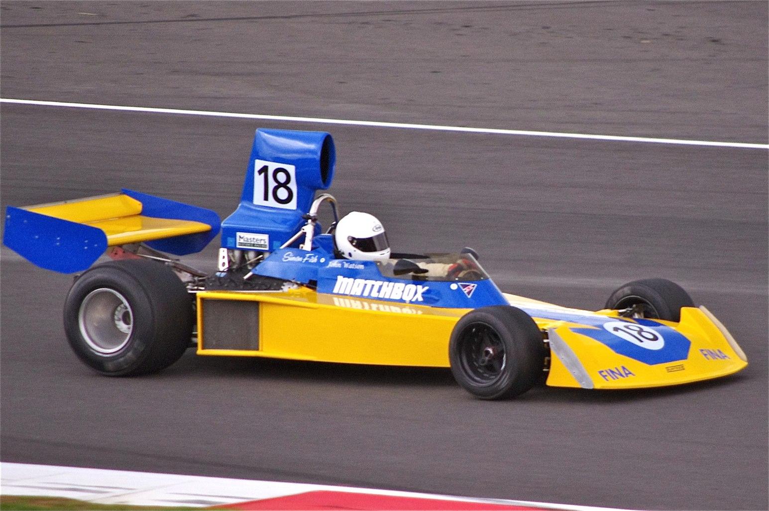 L'accident de Grosjean et ses suites - Page 7 Surtees_TS16