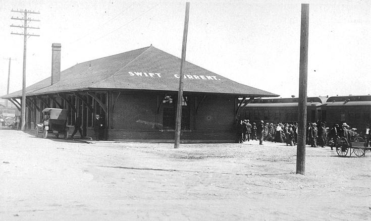 Swift Current station