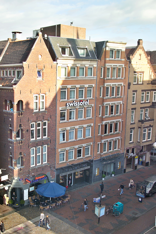 Hotels Near Amsterdam Zuid Station