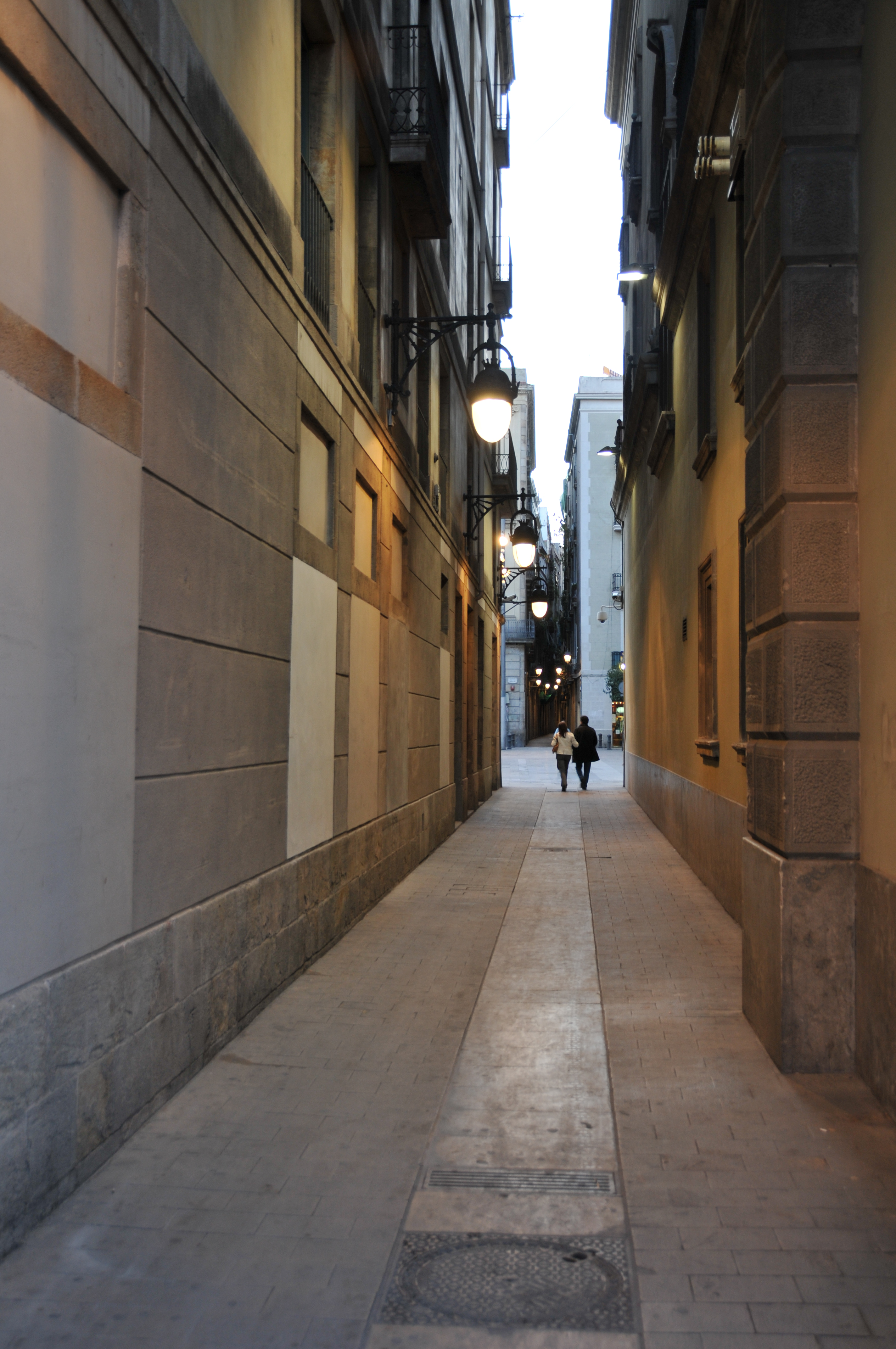 File The Narrow Streets Of Barcelone 3409904329 Jpg