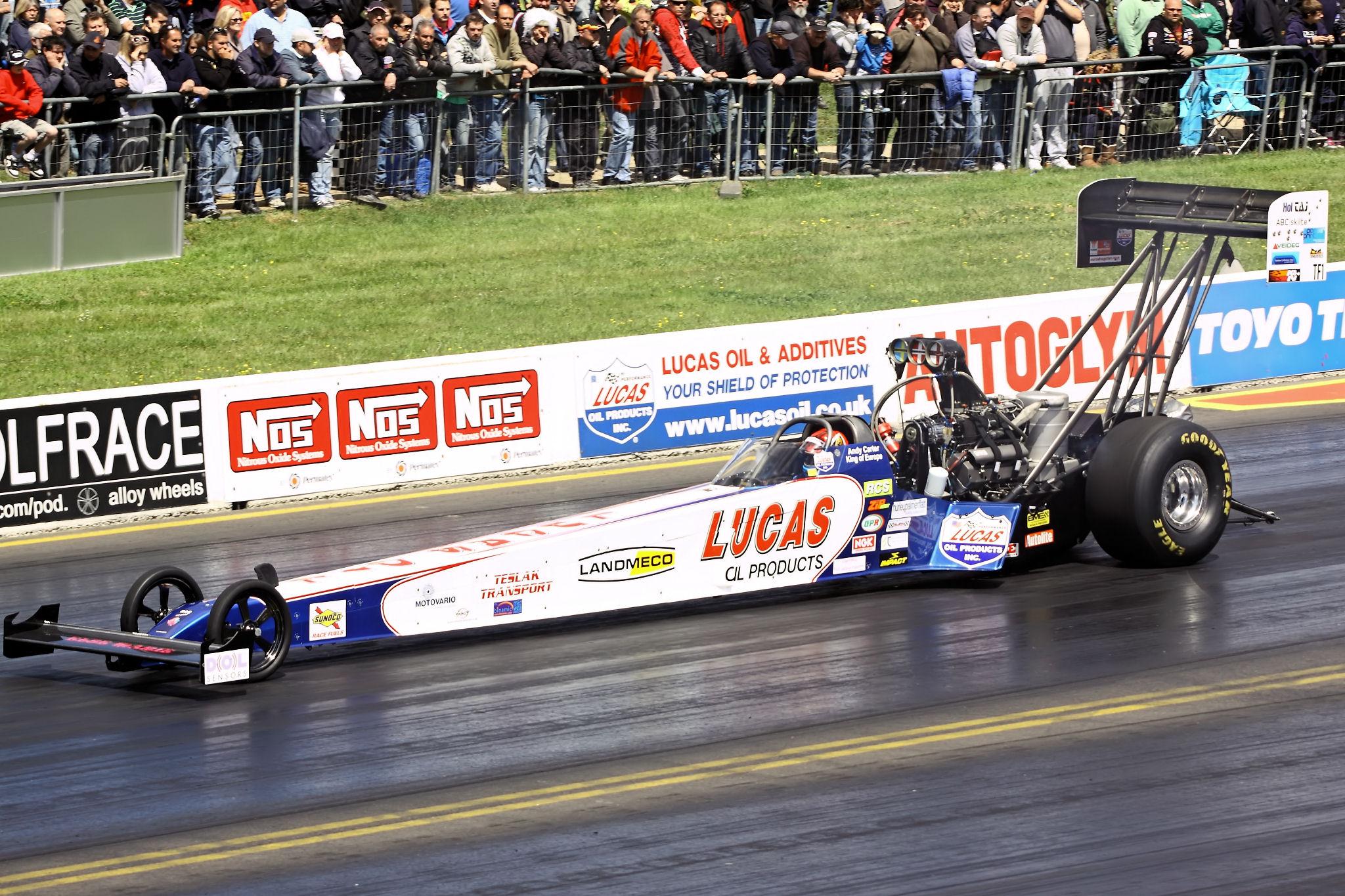 File Top Fuel Dragster Santa Pod 2010 Wikimedia