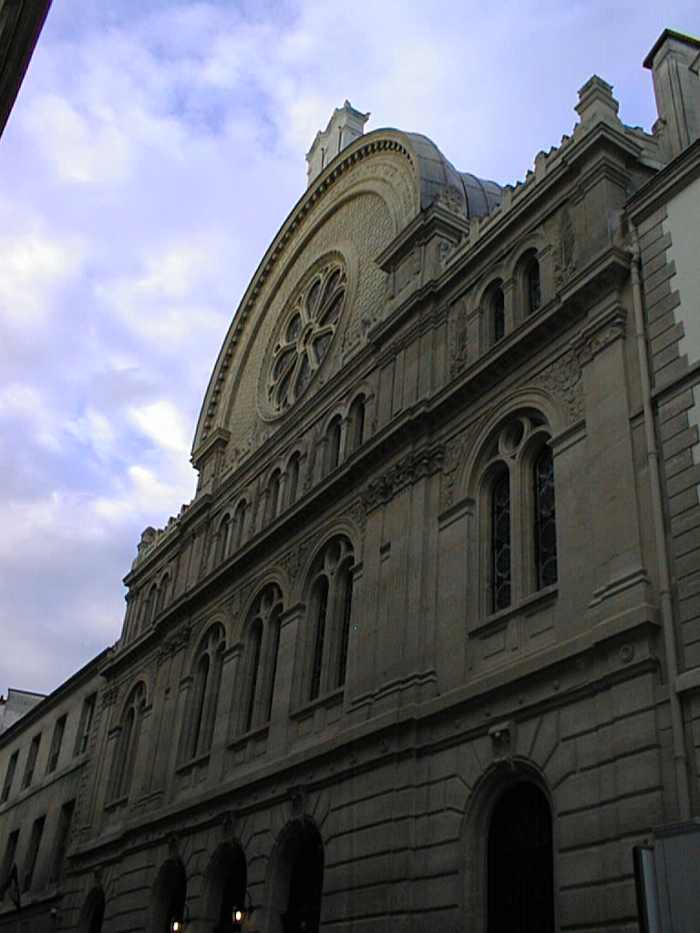 photo de la façade