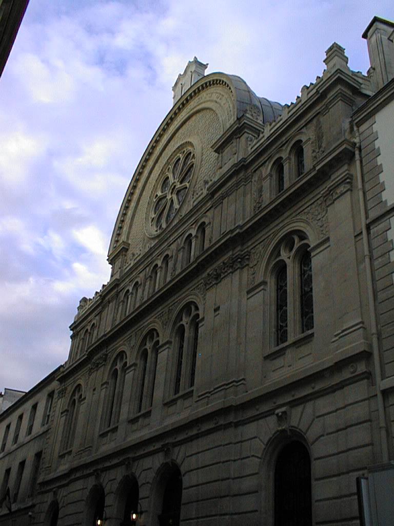 photo de la façade