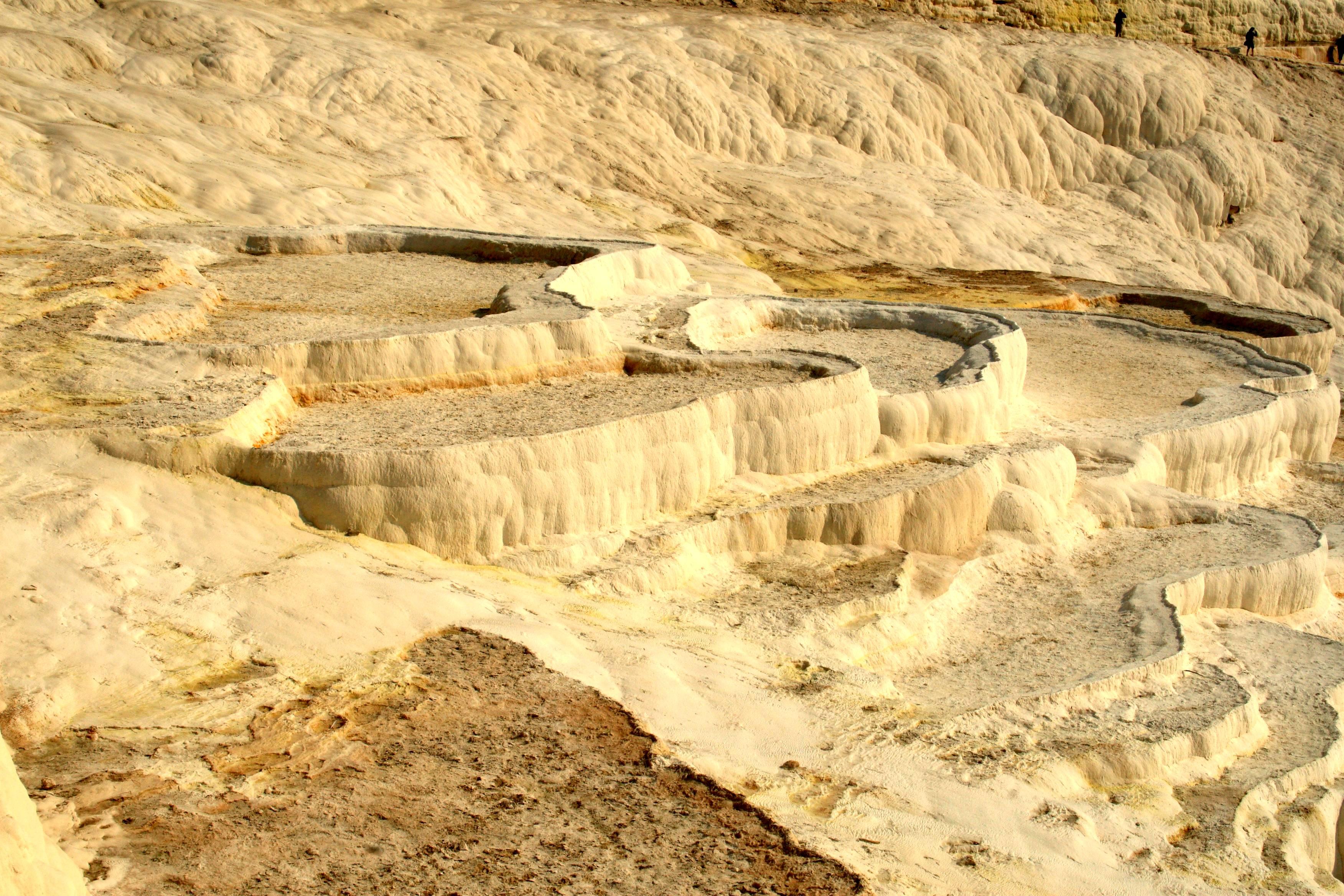 File Travertine Pools At Pamukkale Turkey 1 Jpg