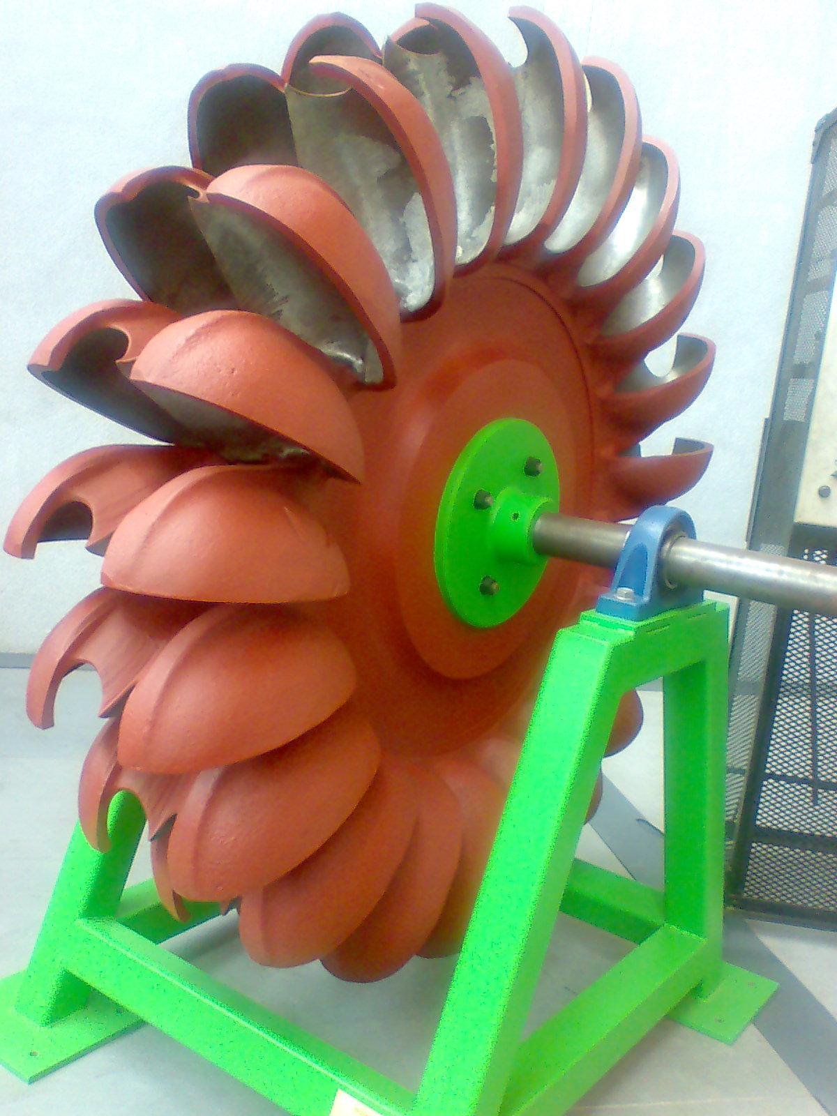 File:Turbina hidraúlica.jpg - Wikimedia Commons
