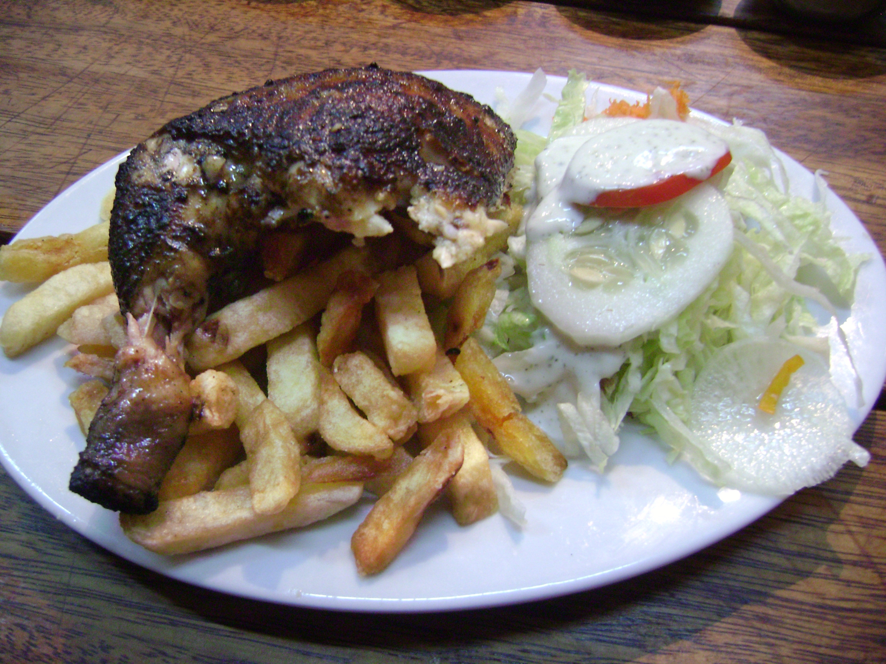 Pollo A La Brasa Wikipedia