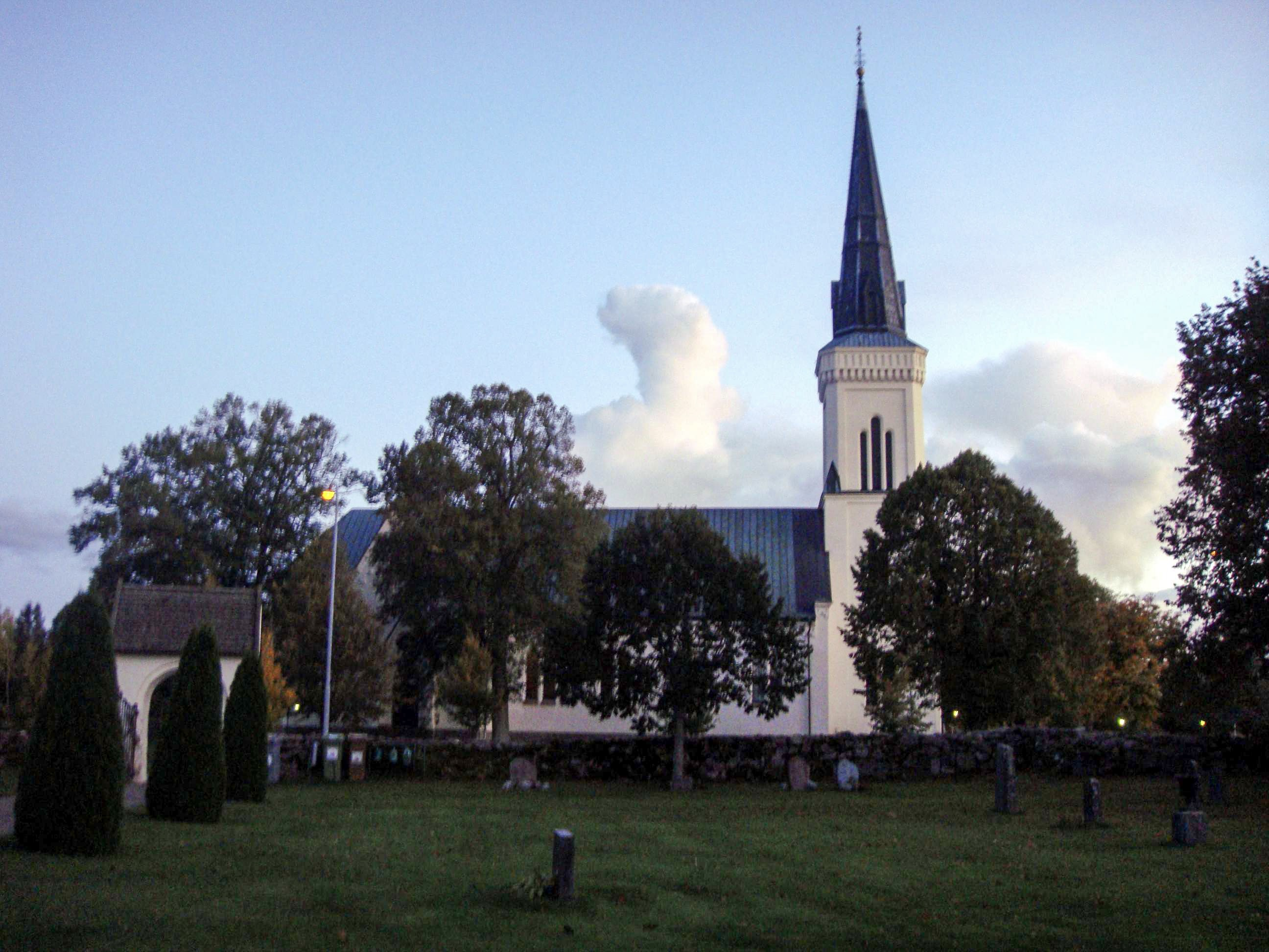 Fil:Norra Vånga kyrka - KMB - jpg
