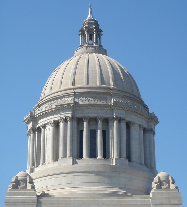 Cupola of the Legislative Building