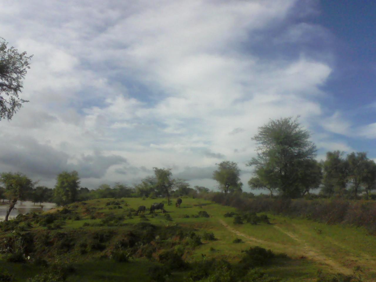 Description weather after rain 03