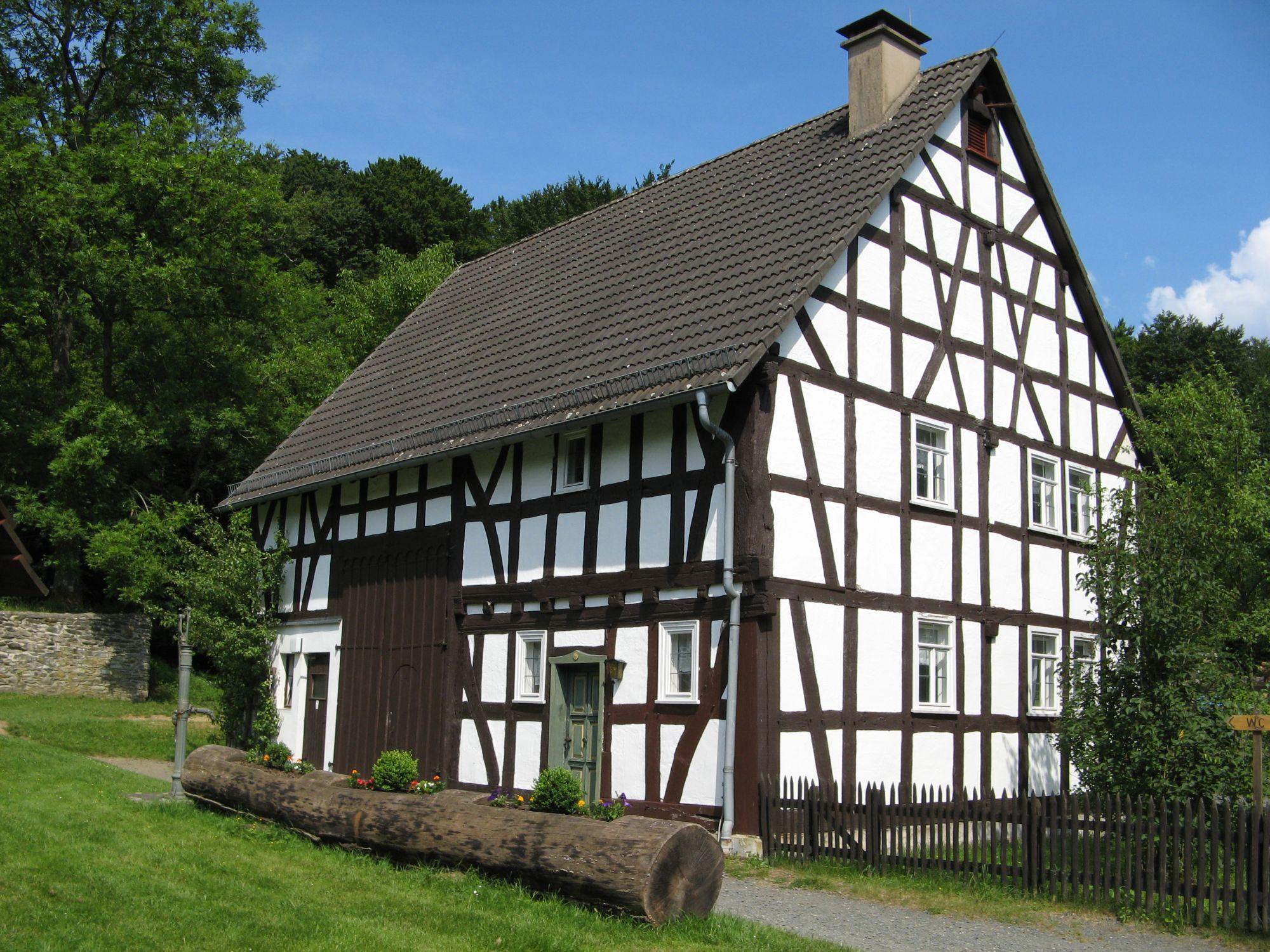 File Weilburg Tiergarten Dillh 228 User Bauernhaus Jpg