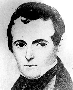 William H. Wharton early colonist, political leader, diplomat, Senator, and orator in Texas