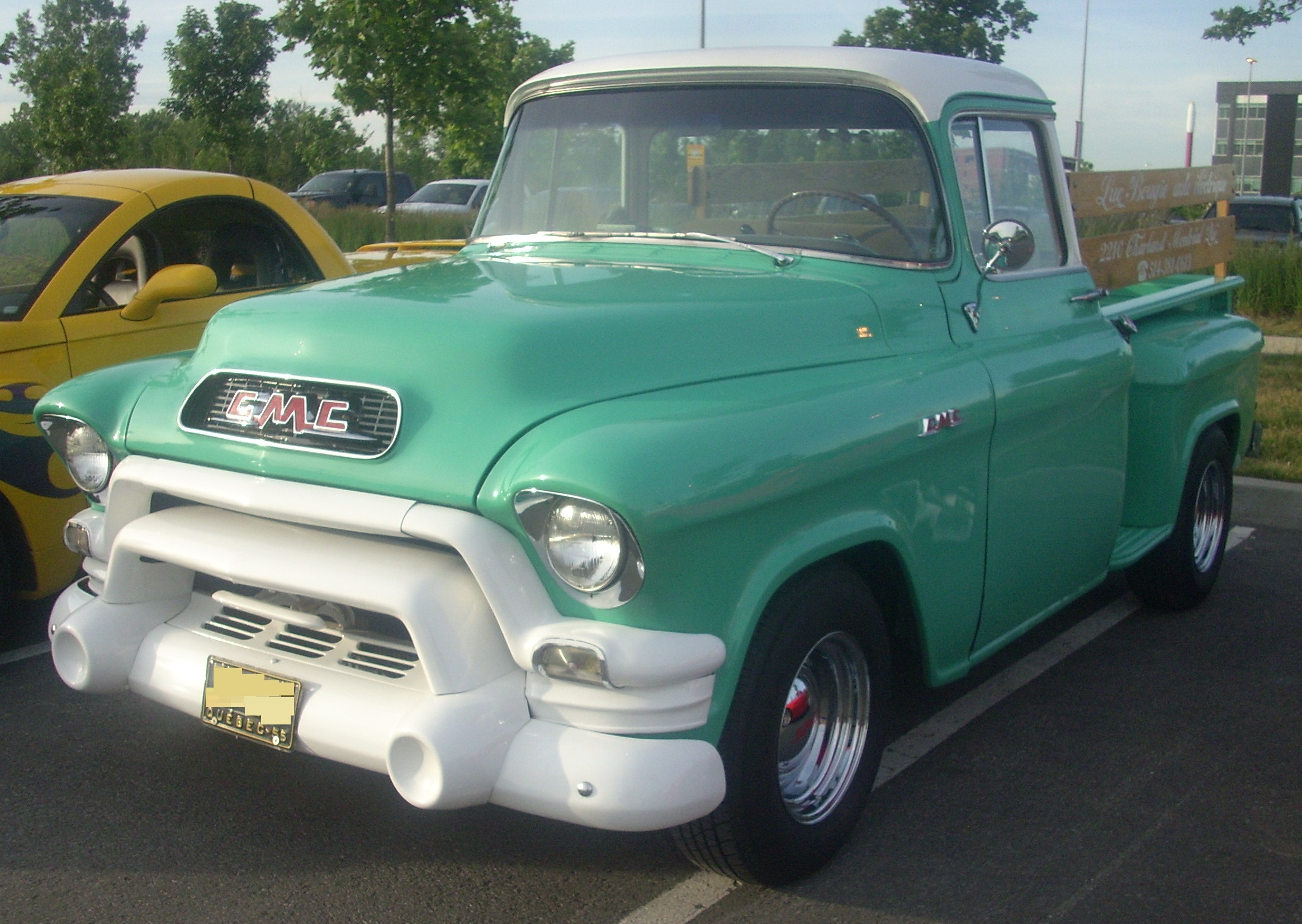 1960 Chevy Stepside Pickup