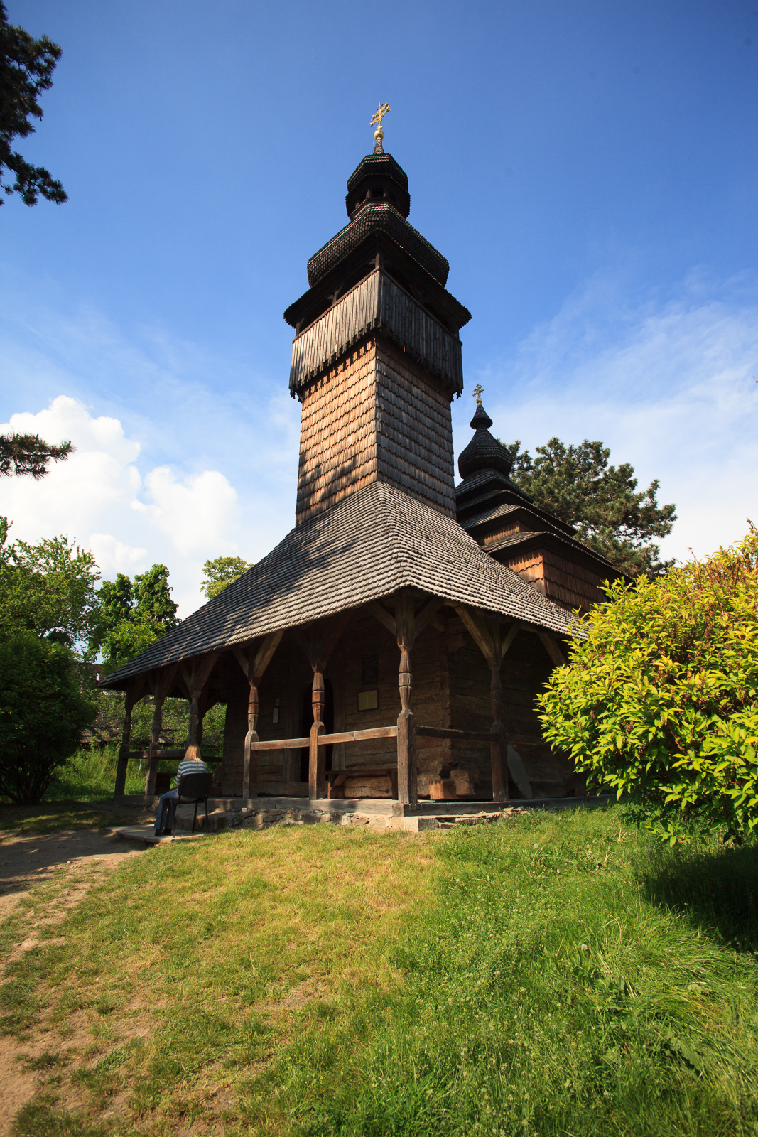 C B I D Home Decor And Design Choosing A Color Palette: Шелестівська Михайлівська церква (Ужгород)