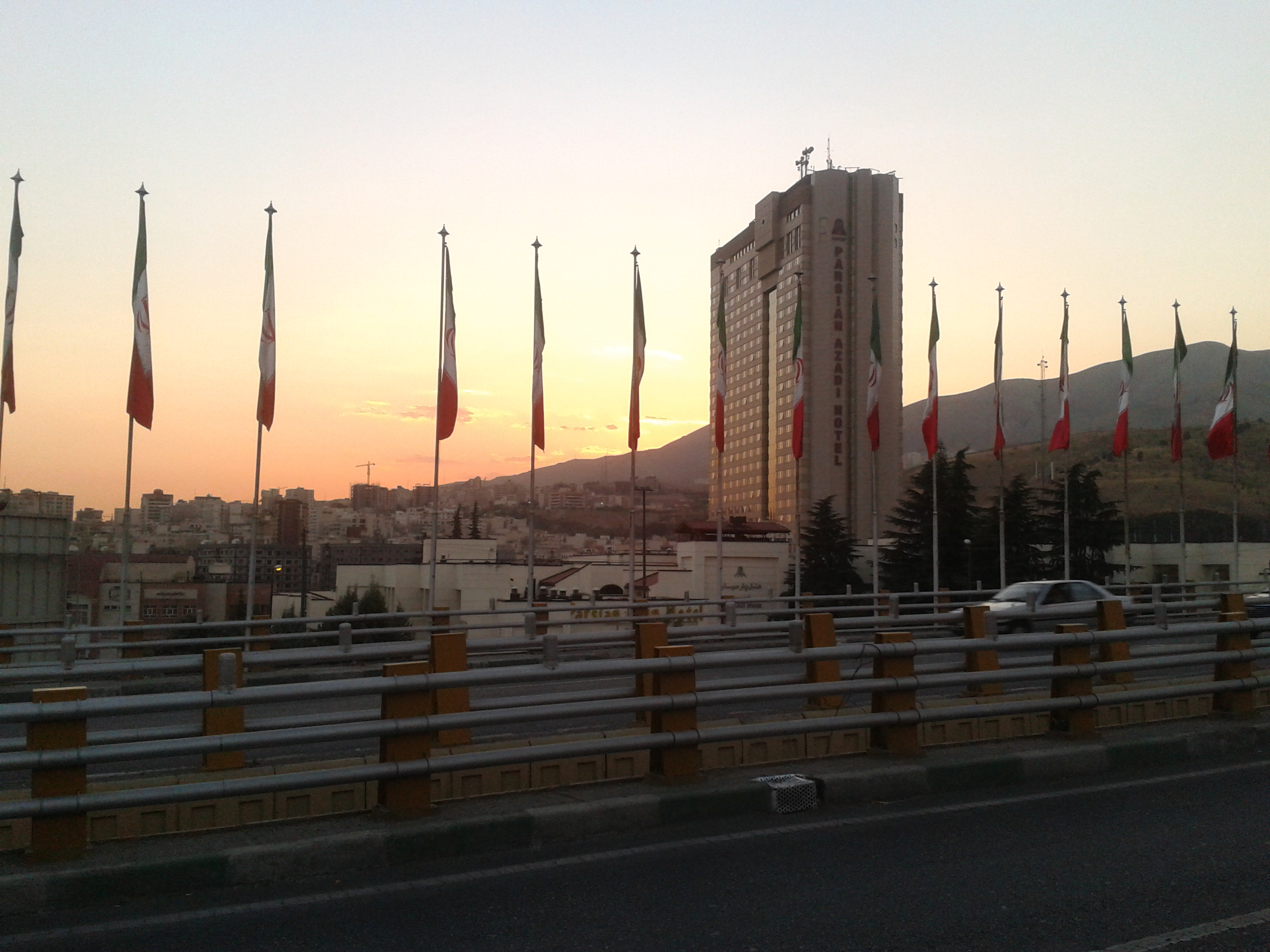 Parsian Azadi Hotel Wikipedia