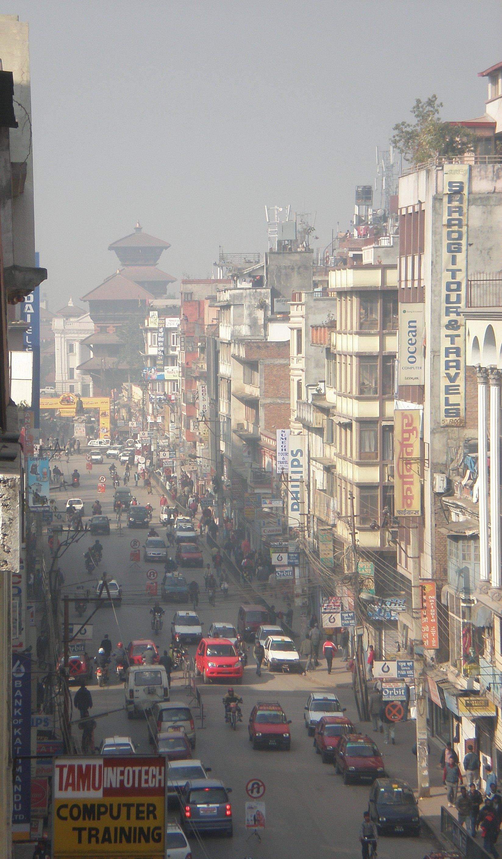 New Road of Kathmandu - Wikipedia