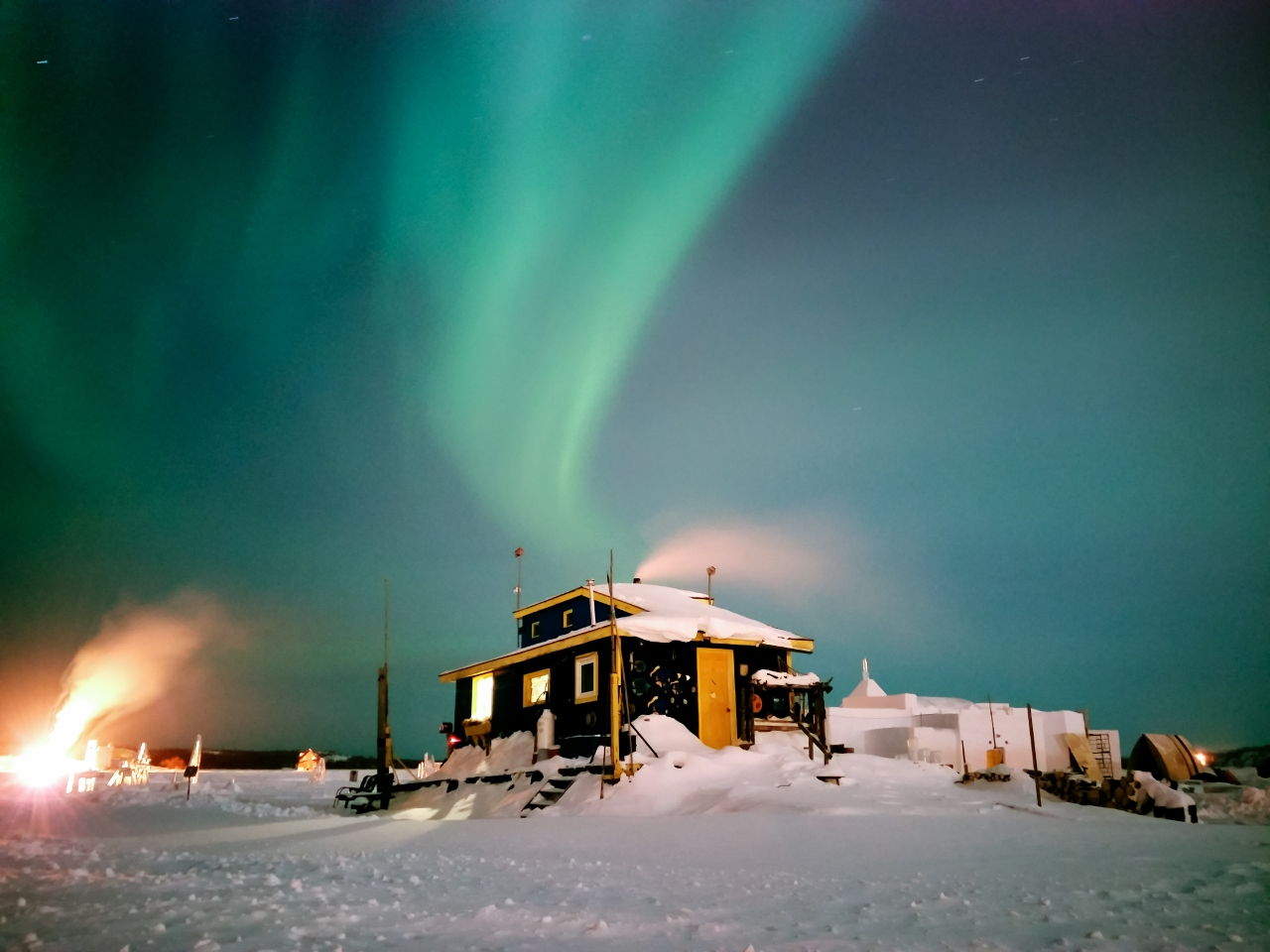 Canada Yellowknife Aurora Tours