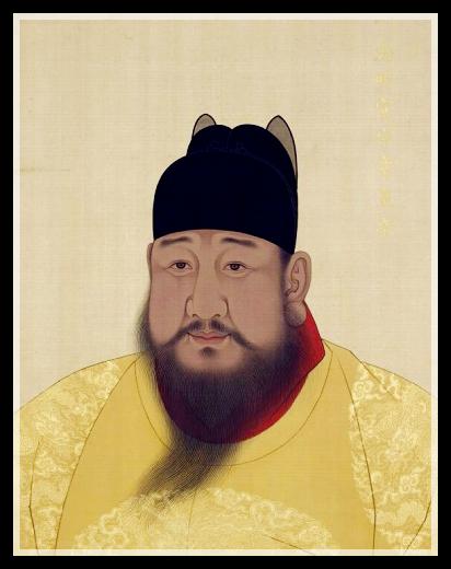 Zhu Zhanji alias Emperor Xuanzong