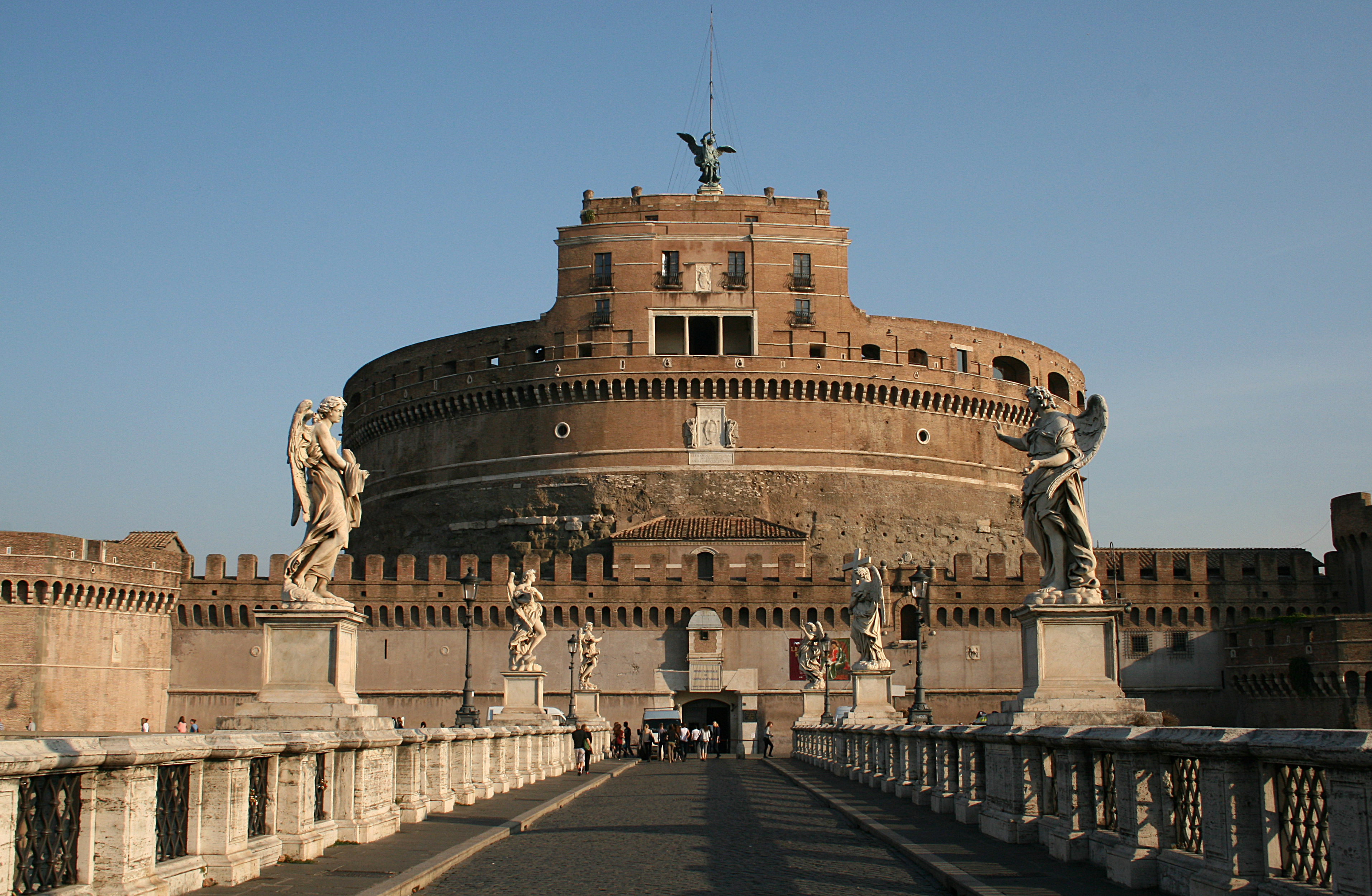 Castel Sant'Angelo (With images)