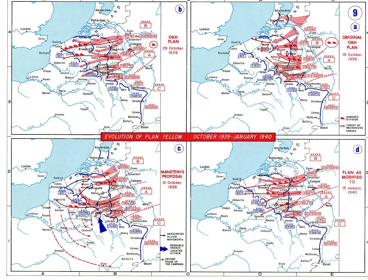 And order its execution generals von rundstedt and von manstein soon
