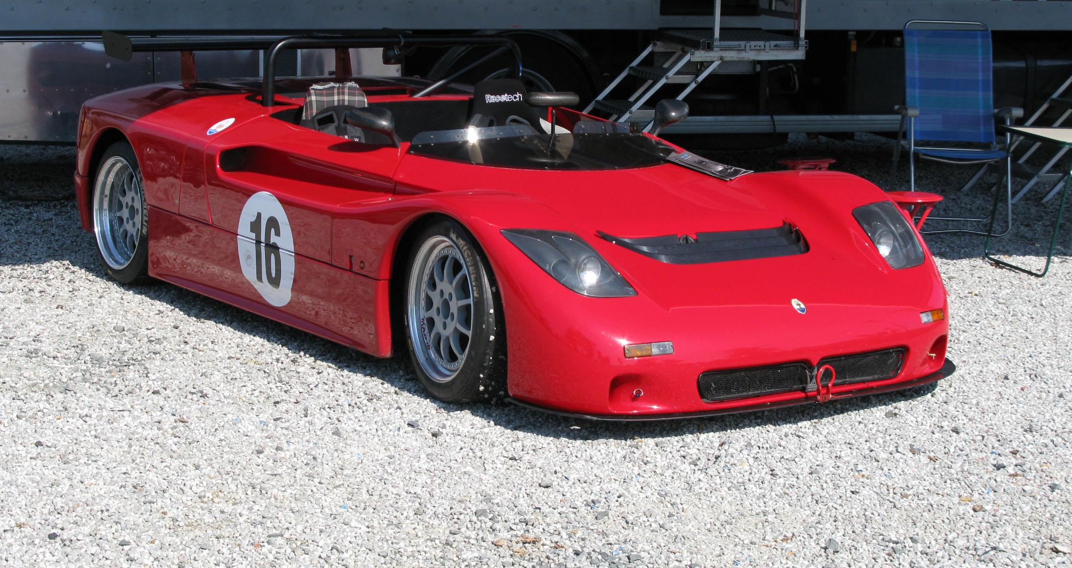 1991 Maserati Barchetta Stradale related infomation,specifications - WeiLi Automotive Network
