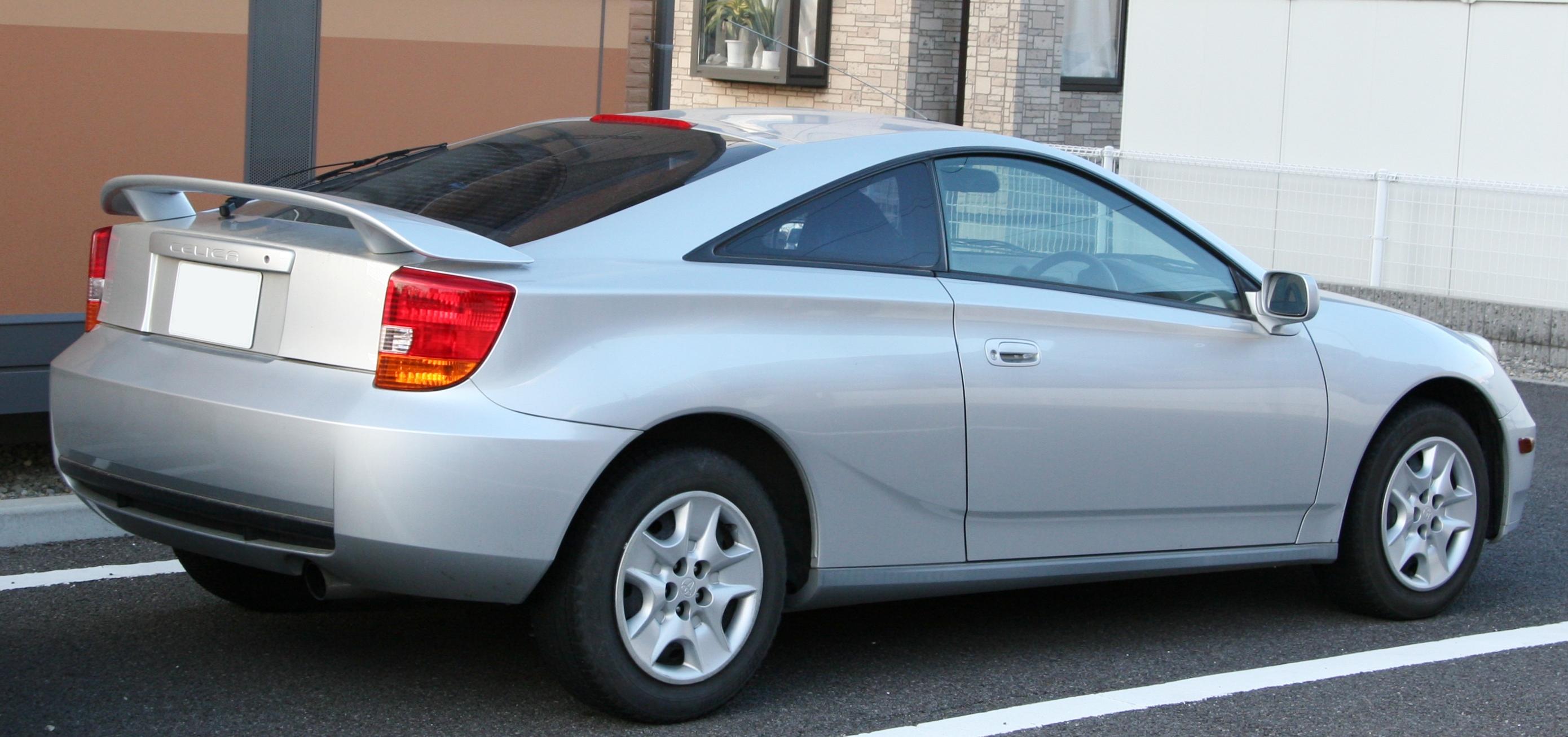 Kekurangan Toyota Celica 2002 Perbandingan Harga