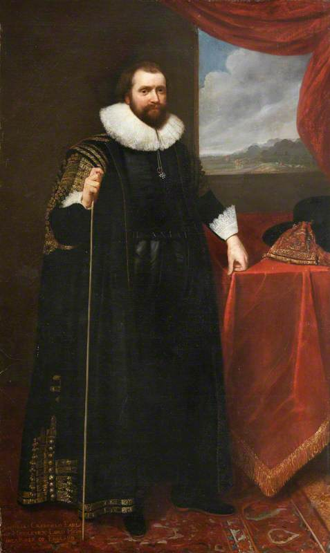 Lionel Cranfield, 1st Earl of Middlesex - Wikipedia
