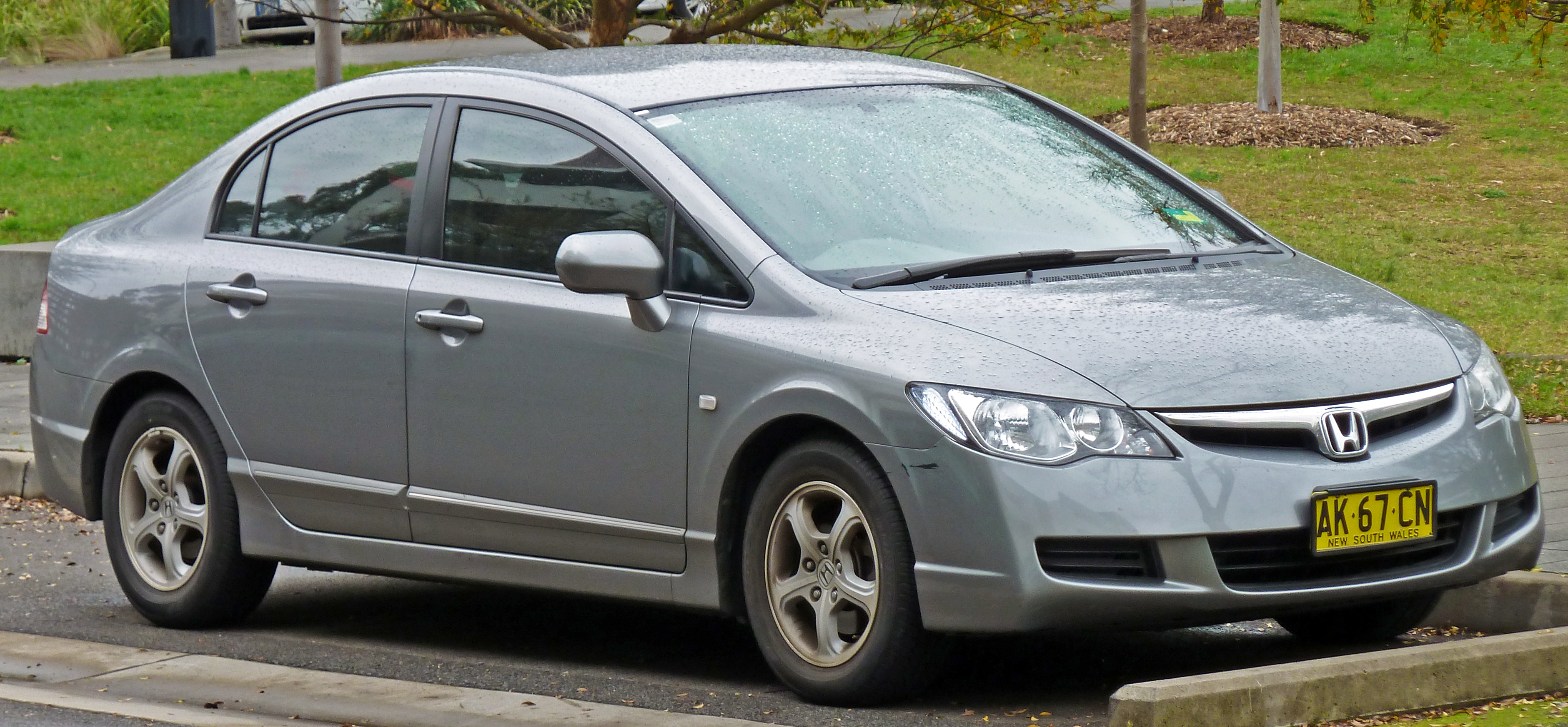 File 2006 2009 Honda Civic Vti L Sedan 01 Jpg Wikimedia