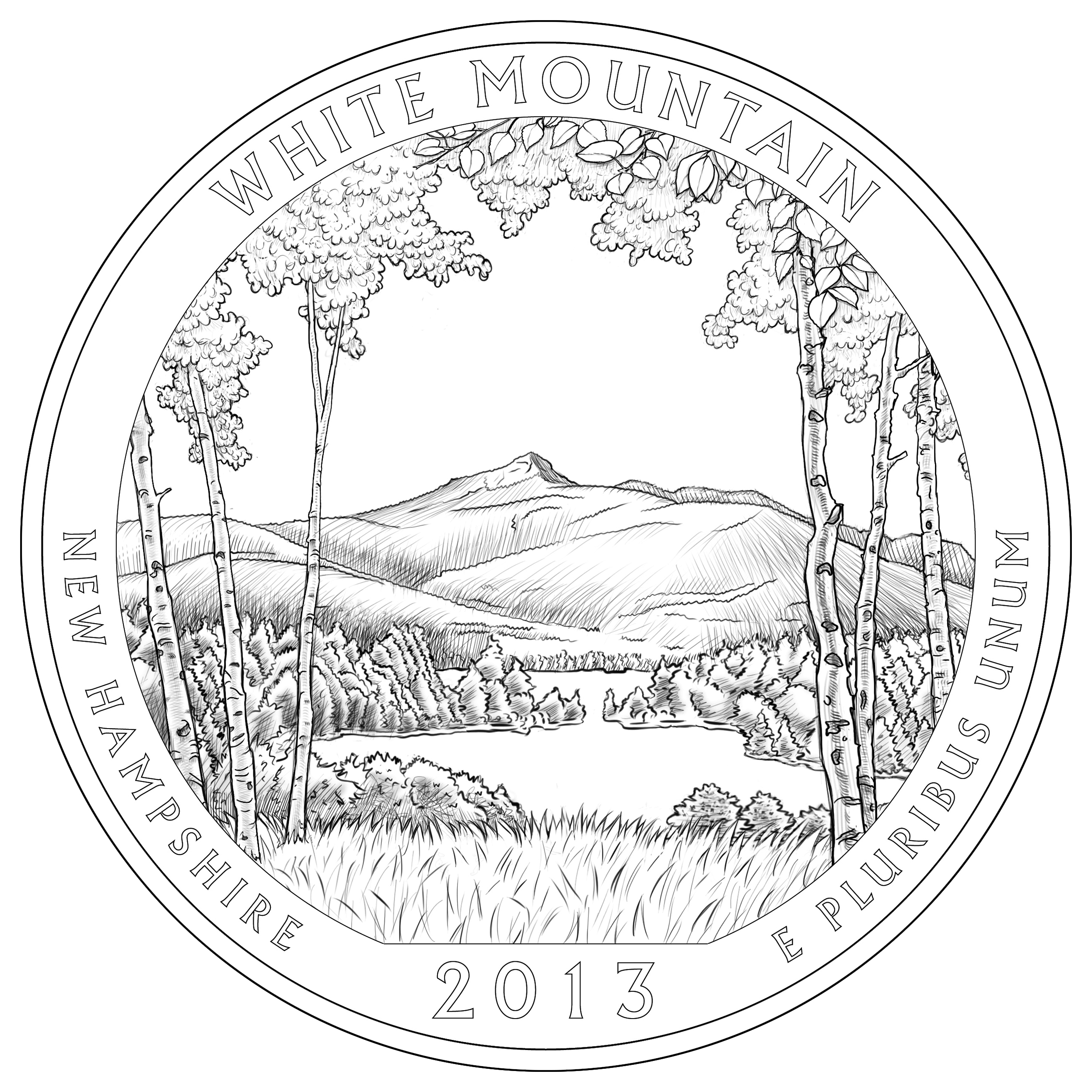 Line Art History : File atb white mountain nh line art g wikimedia