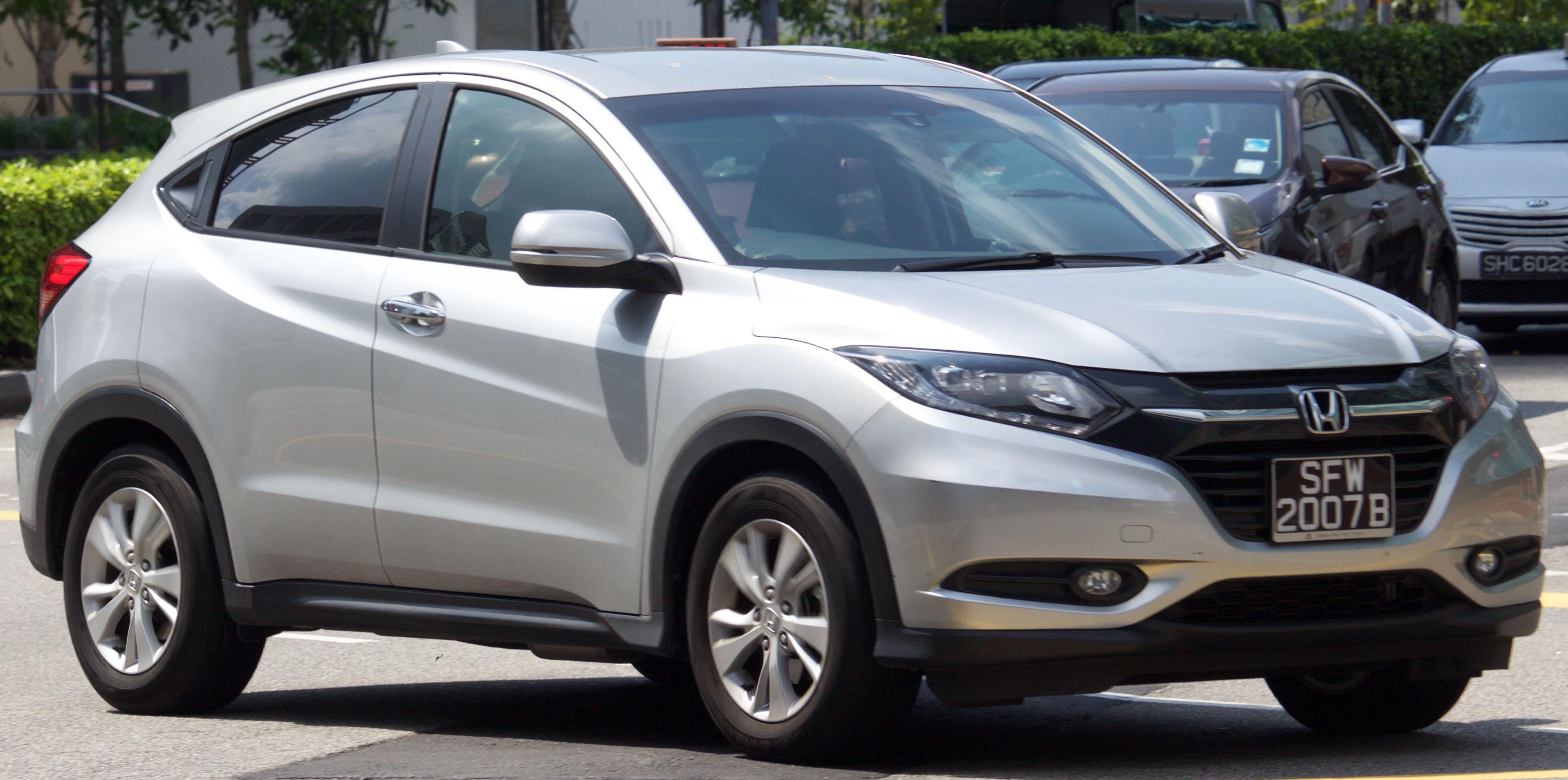 Honda Vezel - Wikipedia
