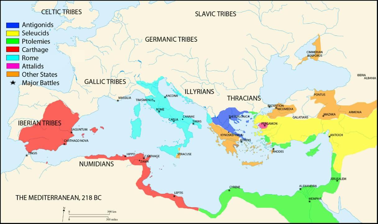 Http Galleryhip Com Ancient Mediterranean Region Map Html