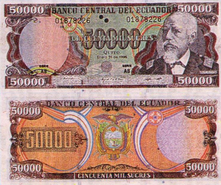 Sucre (valuta) – Wikipedia