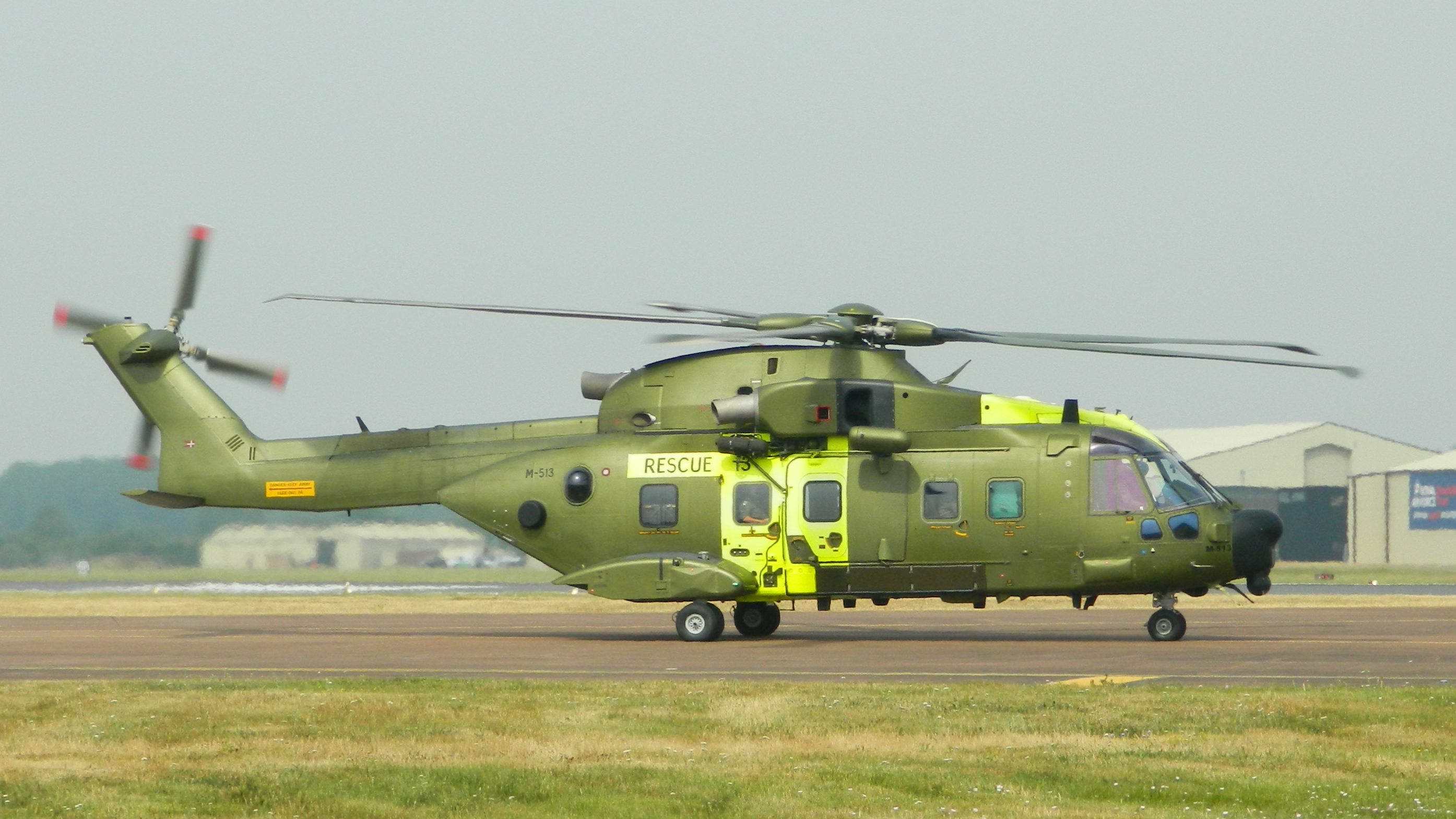 search and rescue helicopter with File A2524 Denmark Aw101 M 513 Riat2013 on Search year in addition Anek Lines Ferry Blaze moreover Watch also File Pilatus pc 21 2 additionally File A2524 Denmark AW101 M 513 RIAT2013.