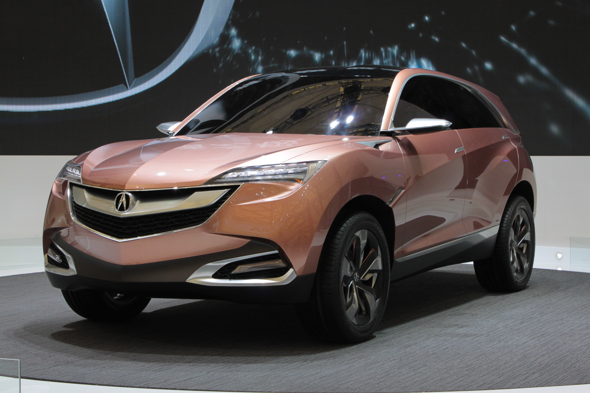 Acura Mdx Used Car Price