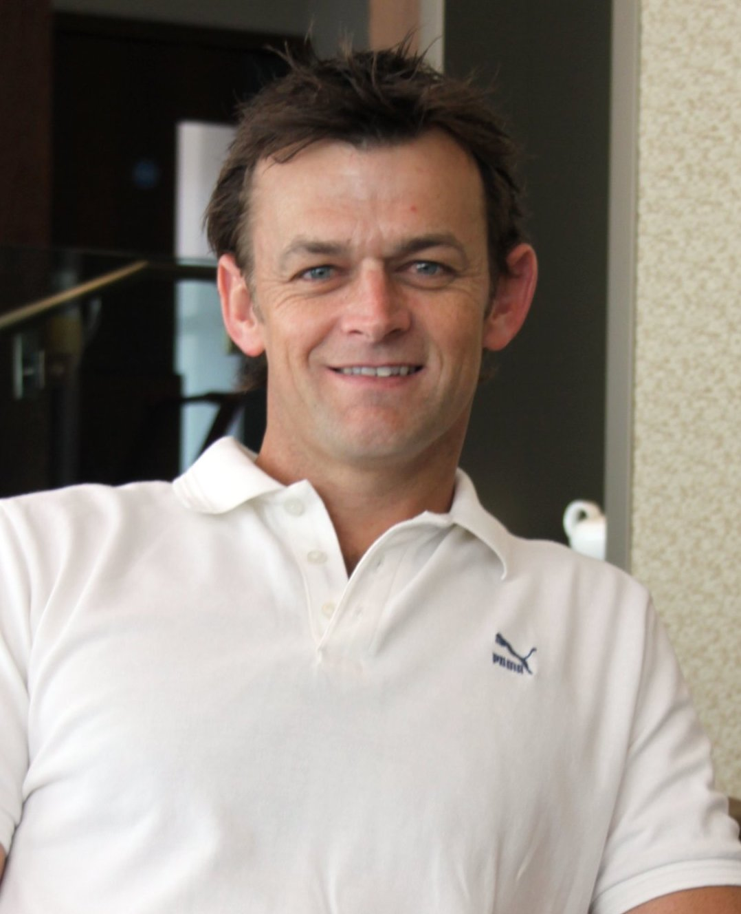 The 48-year old son of father Stanley Gilchrist and mother June Gilchrist Adam Gilchrist in 2019 photo. Adam Gilchrist earned a  million dollar salary - leaving the net worth at 3.5 million in 2019