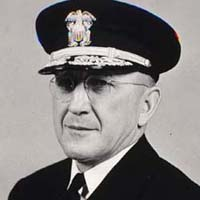 Rear Admiral Henry Arnold Karo served as the fourth Director of the Coast and Geodetic Survey.