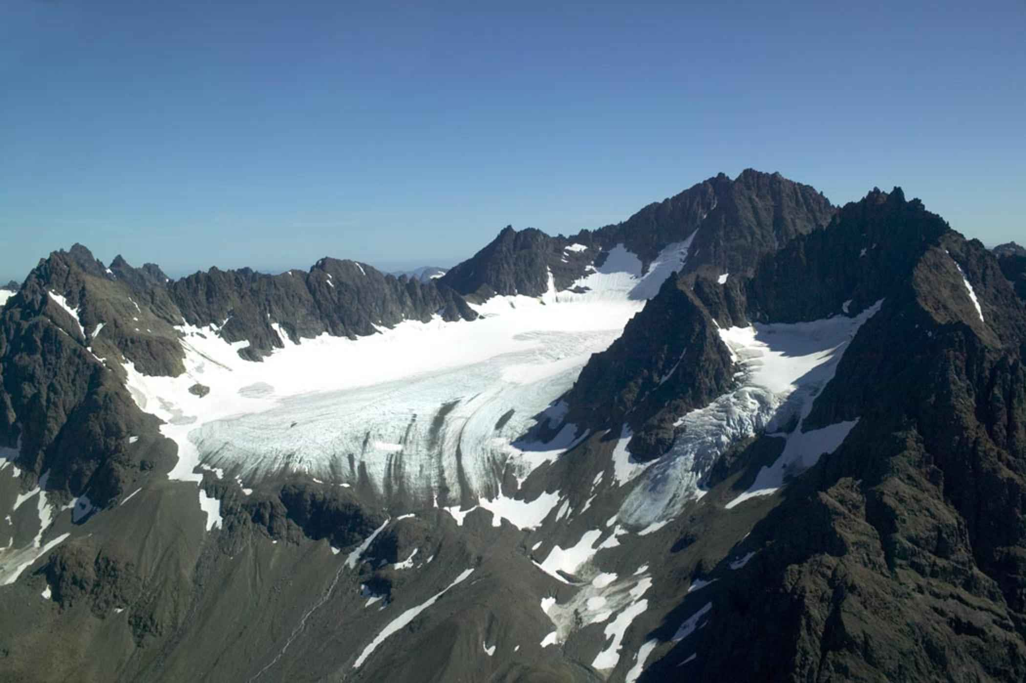 On Rising Temperatures and Glacier Response | Matt Chernos
