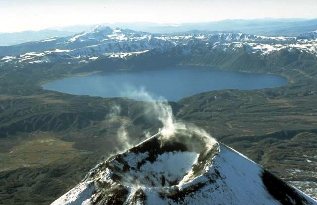 Karymská sopka