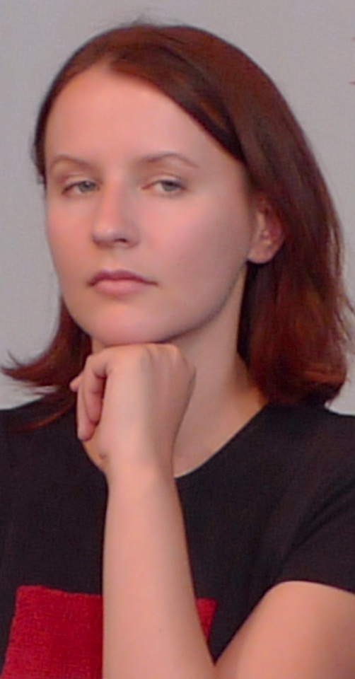 Photograph of author Alina Bronsky